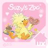 スージーズー ウィッツィー ハート ピンク かわいい ライブUX ドコモ キャラクター きせかえ